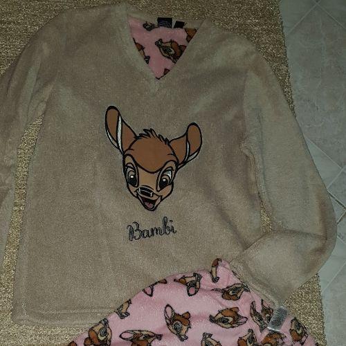 Pejama polaire importé