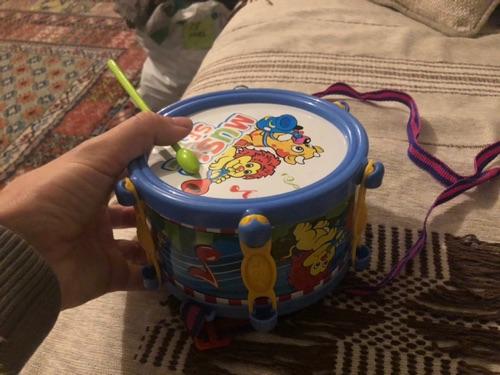 Instruments de musique en jouets