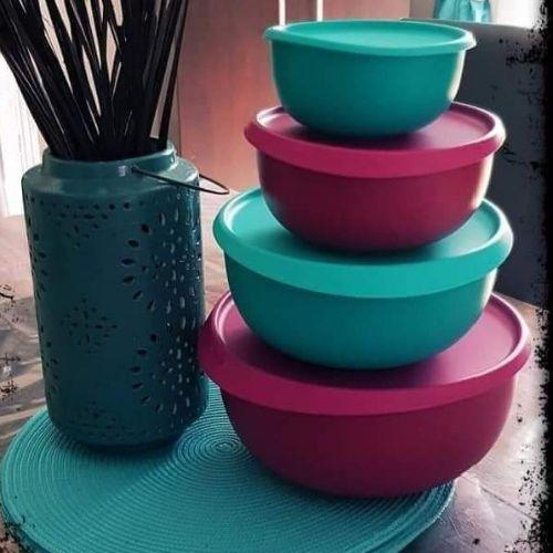 Set tupperware