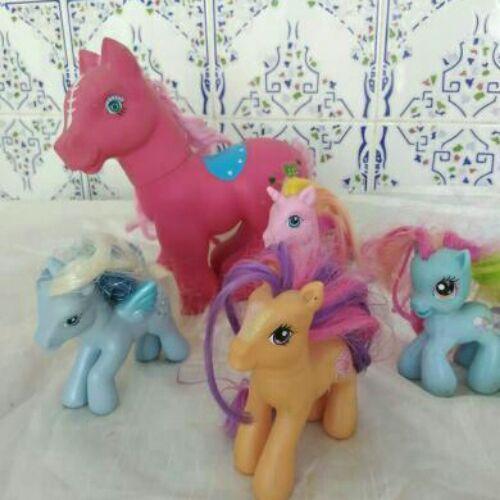 Lots de my little pony