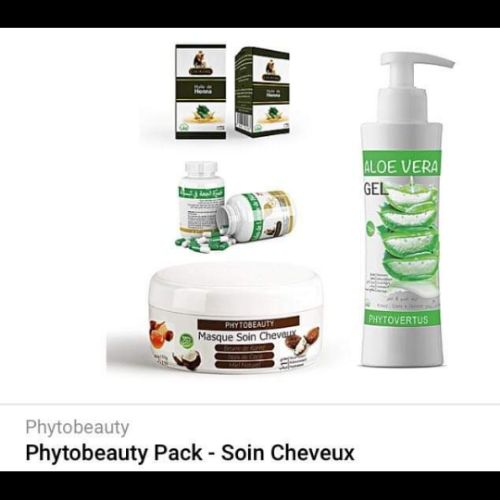 Phytobeauty Pack -Soin Cheveux100%naturel