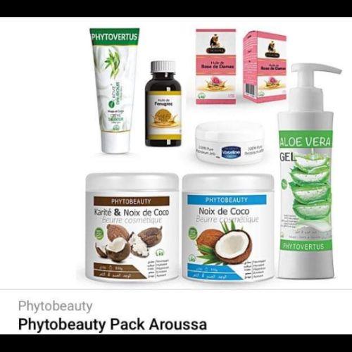 Phytobeauty - Pack Aroussa[NUMERO_SUPPRIME]% naturel