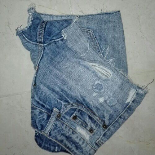 2 shorts jeans