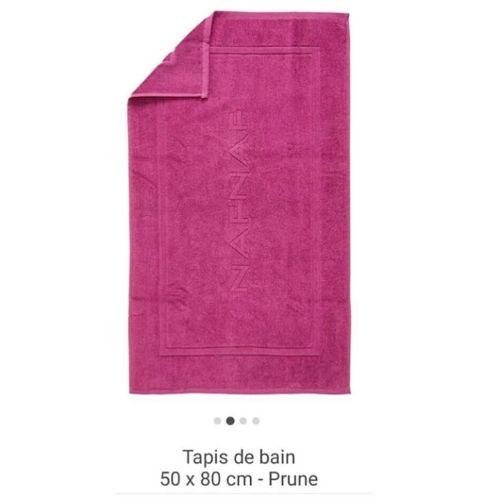 Tapis de salle de bain Naf Naf