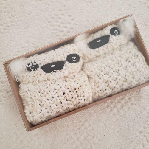 Chaussette chauffante micro onde KOALA
