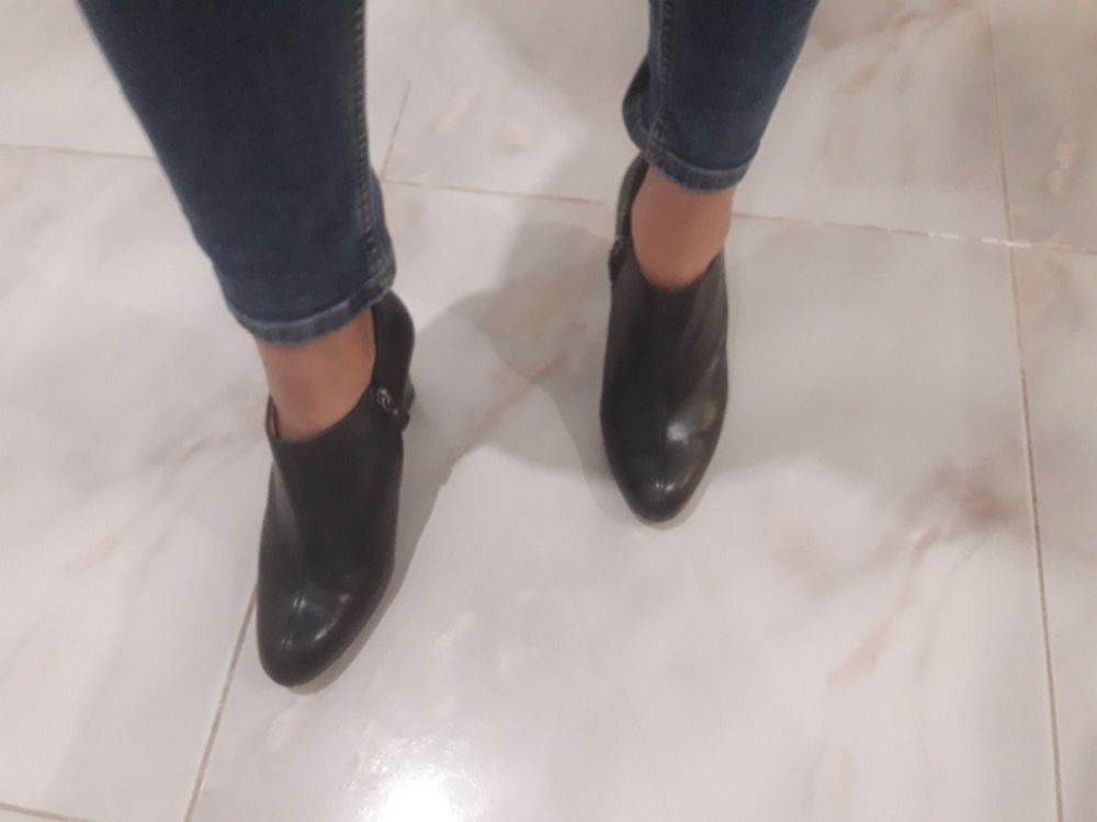 Chaussures clarks noires
