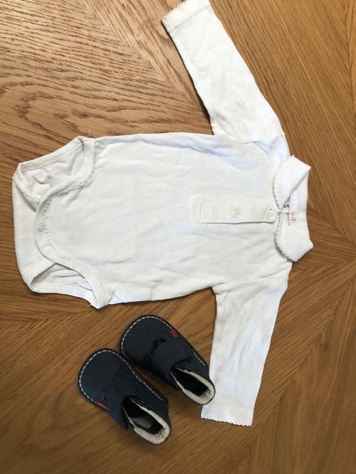 Body bébé H&M + des chaussures neuves