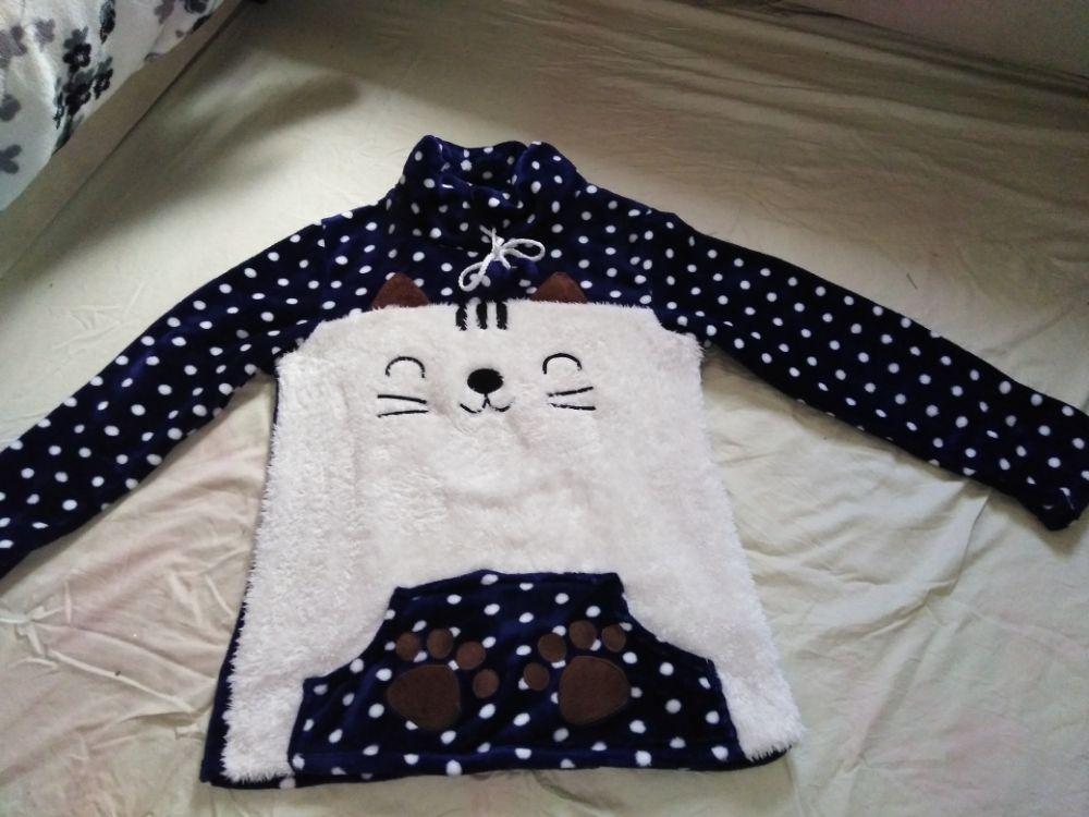 Pyjama polaire taille xl dafdoufa