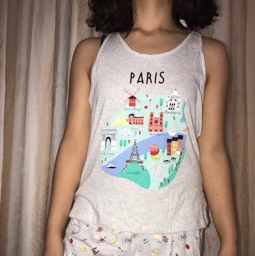 Pyjama Paris Primark