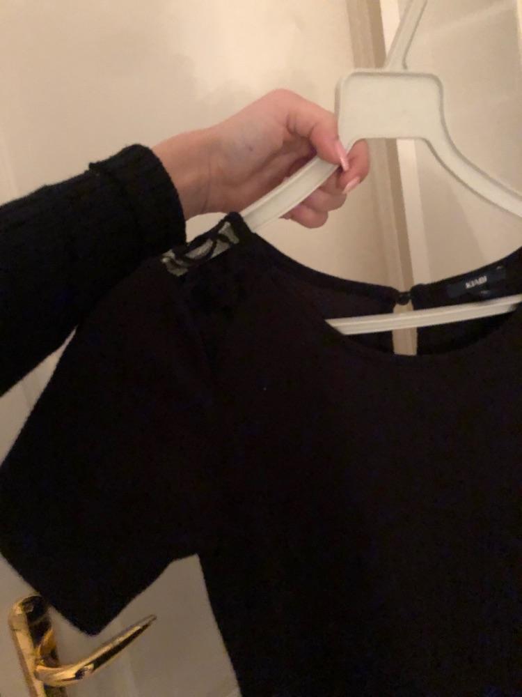 Robe noir Kiabi