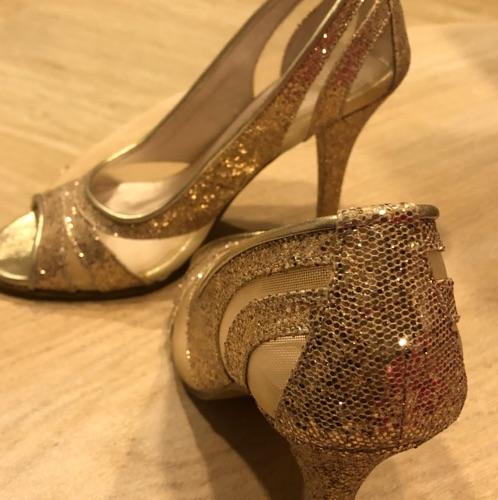 Chaussures cendrillon