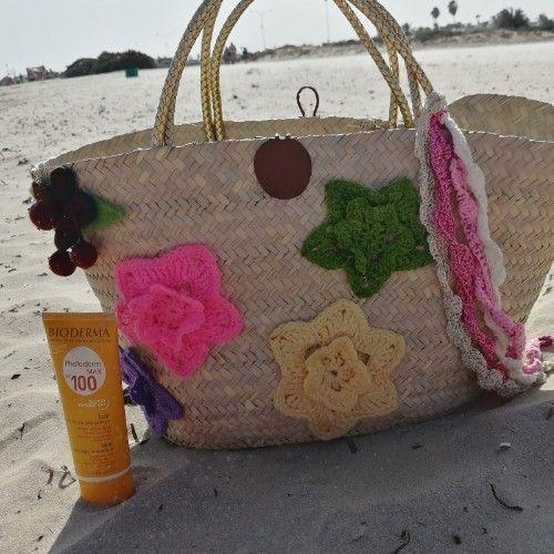 Couffin de plage