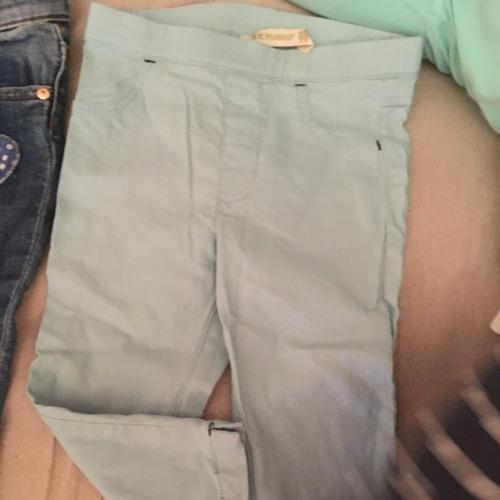 Lot legging et pantalon