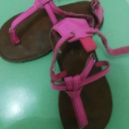 Basket geox lumineuses + sandel