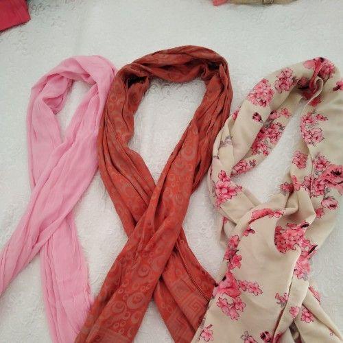 3  jolie écharpes