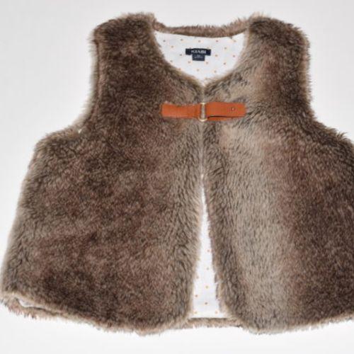 Jacket fourrure