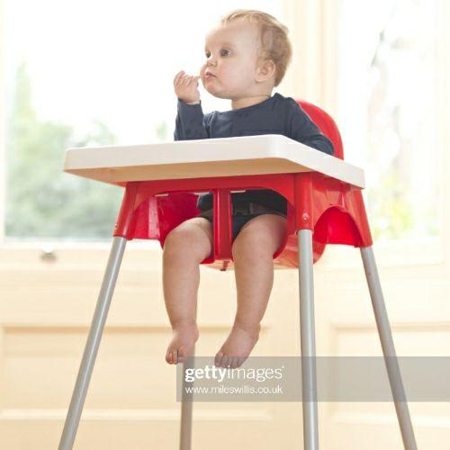 Chaise à manger pour bébé
