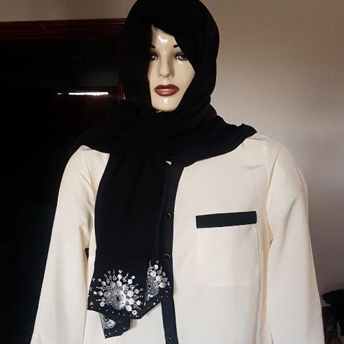 Chemise plus foulard