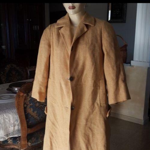 Manteau très chic vrai laine