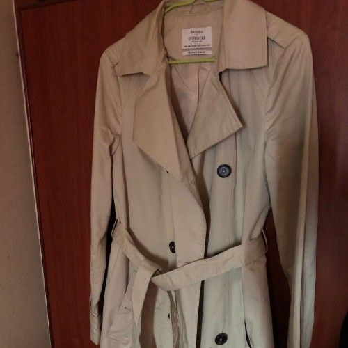 Trench coat bershka