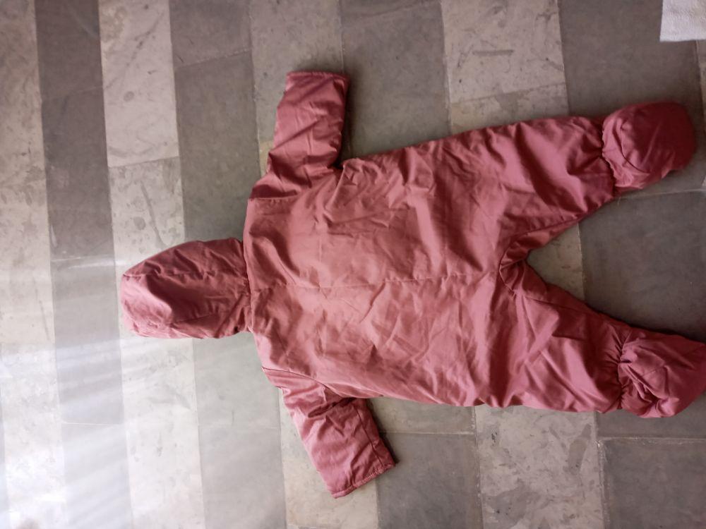 Manteau bébé 6 mois neuf