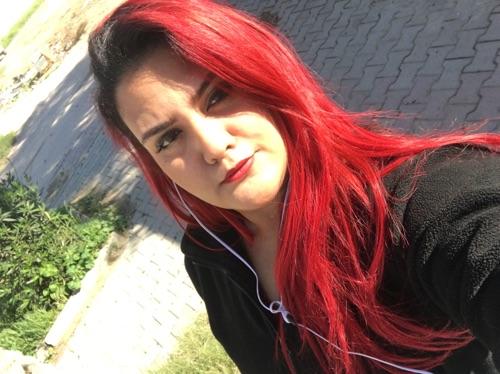 Masque colorant pour cheveux