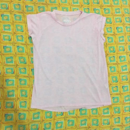 T-shirt  rose ATMOSPHERE