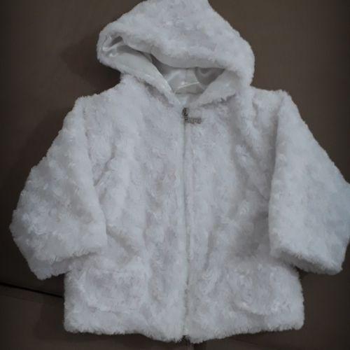 Manteau blanc