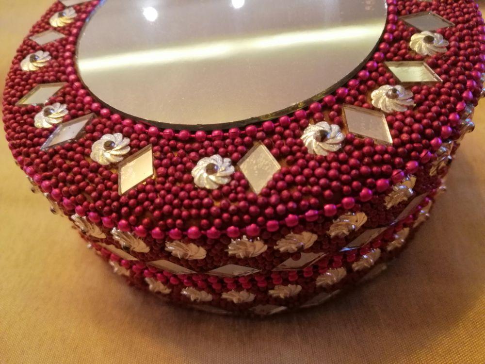 4 Boites a bijoux