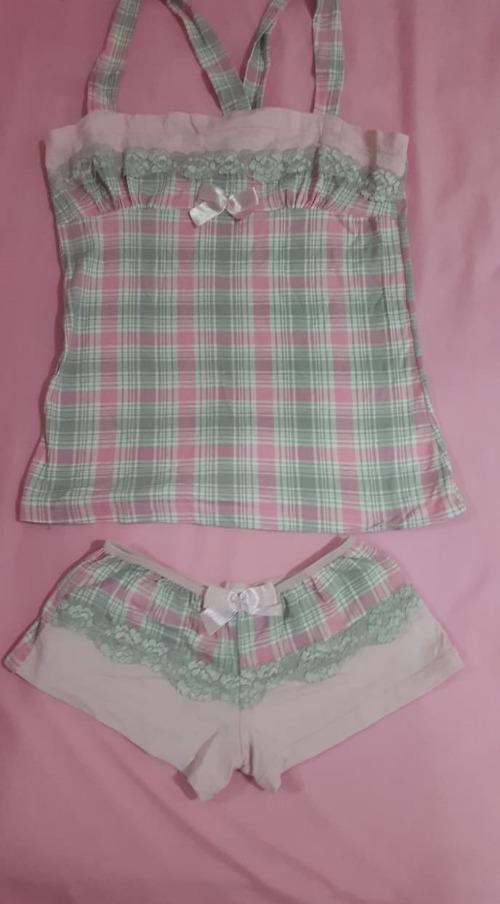 Pyjama Short Femme.