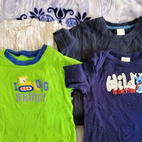 Lot de 4 pulls bébé