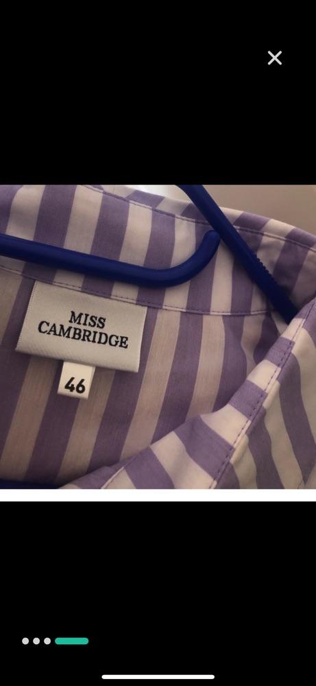 Chemise MISS CAMBRIDGE