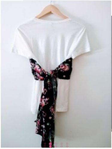 T shirt Stradivarius fashion tt neuf taille 40