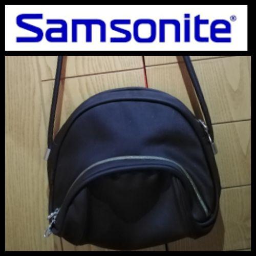 Sac de voyage Samsonite avec bandoliere