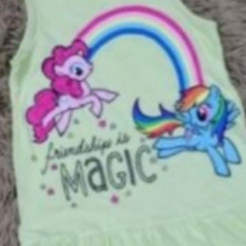 Robe little poney 8 ans