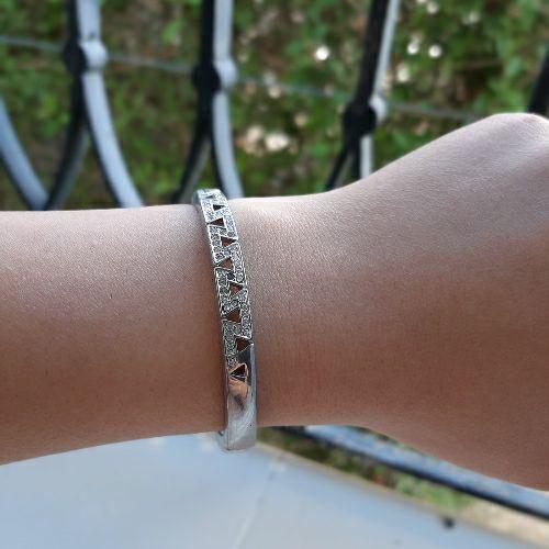 Bracelet inoxydable
