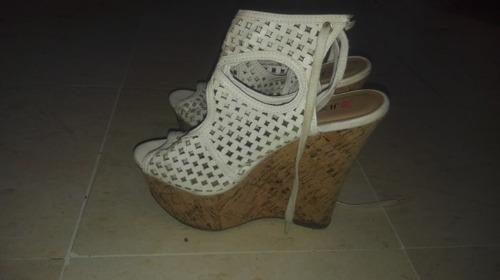 Sandales blancs