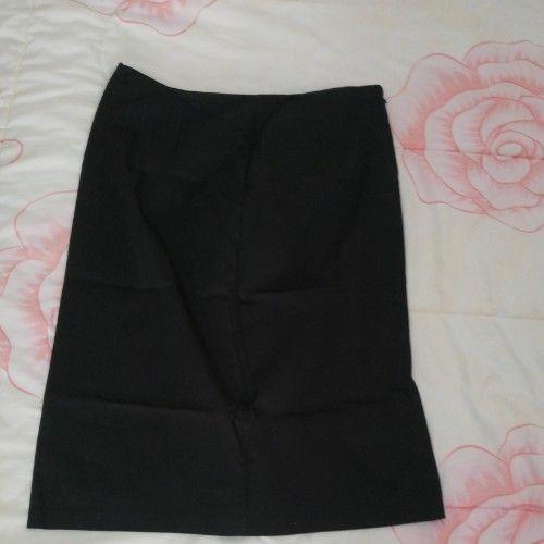 Simple jupe noire