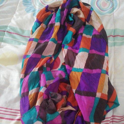 Multicolore écharpes