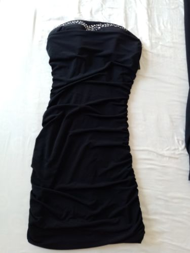 Robe courte et moulante