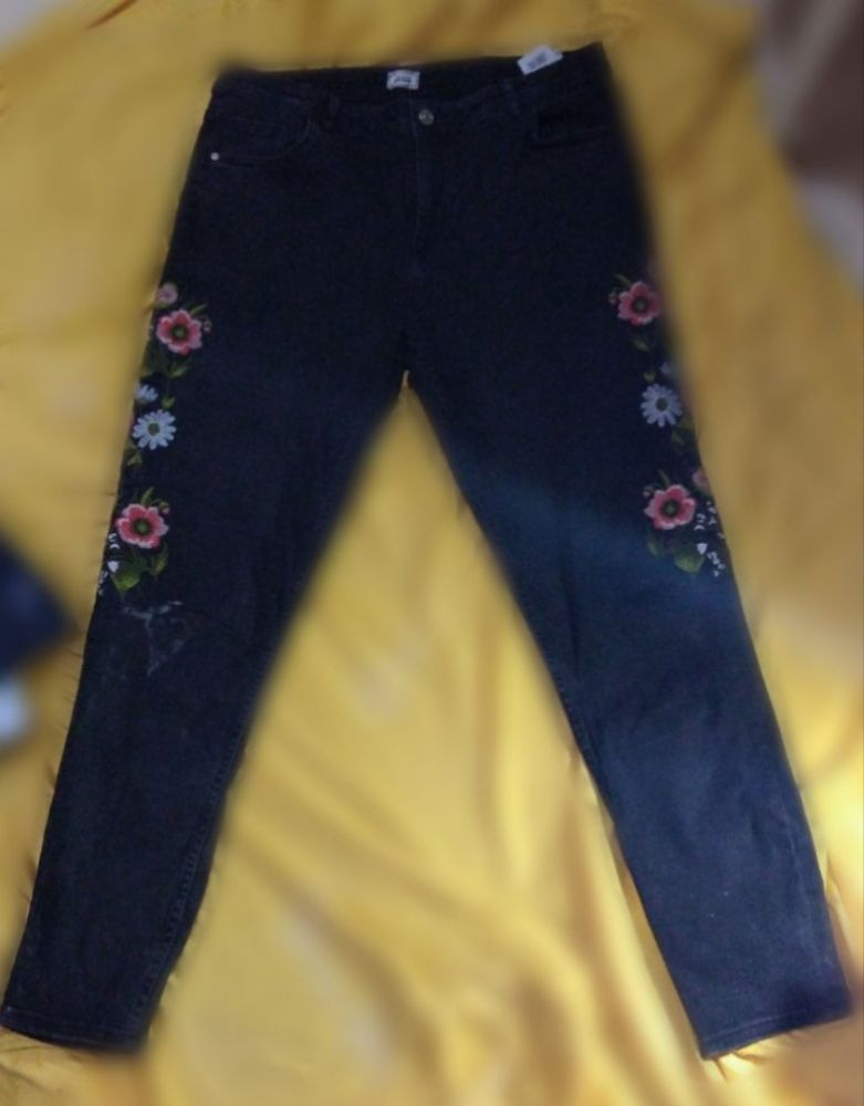 Pantalon jean taille 42 pimkie