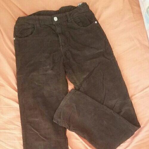 Pantalon en velour côtelé MAXIMO DONATI