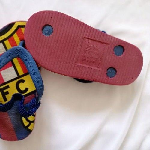 Sandale fc Barcelone d'origine