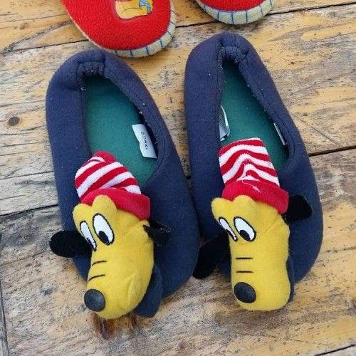 Deux chaussons