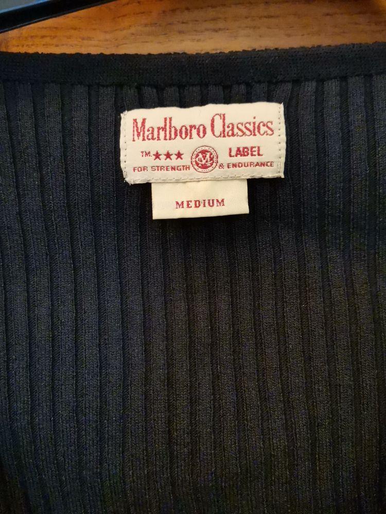 Gilet Marlboro Classique