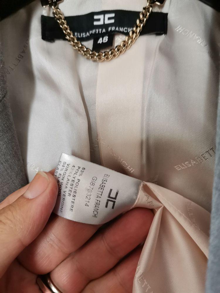Petite vest à la taille ELISABETTAFRANCHI