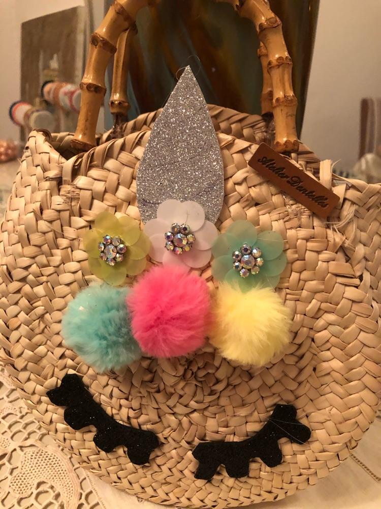Couffin pour petites princesses marque atelier Dentelle