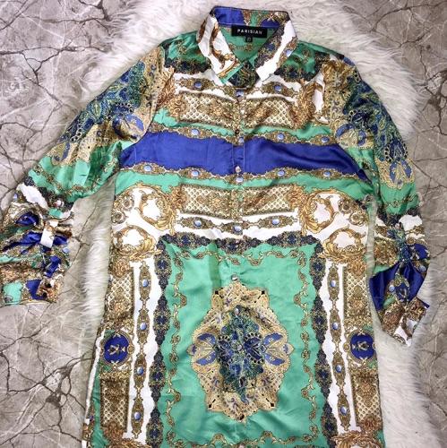 Robe chemise s/m