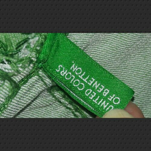 Pantalon fille Benetton de 6/7ans