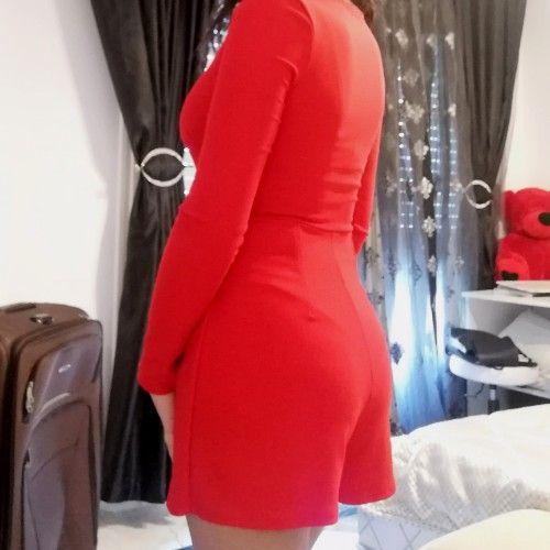 Combinaison jupe short sexy!!